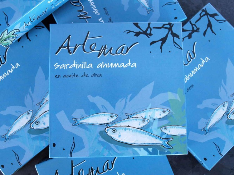 Comprar sardinallas ahumadas en conserva