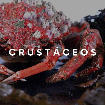 comprar crustaceos online